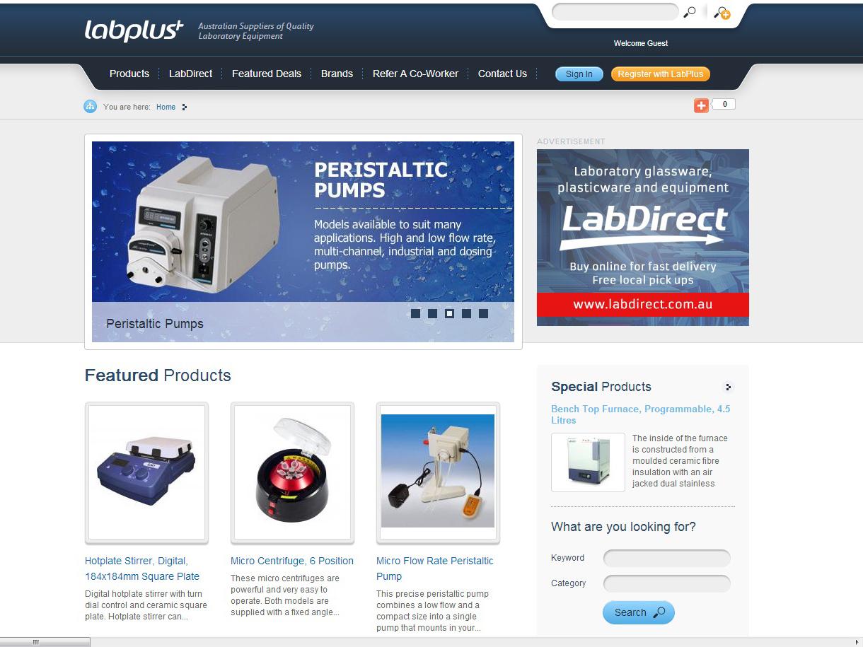 http://labplus.com.au